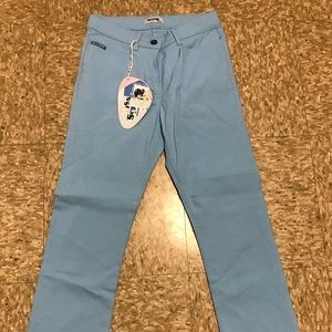 NWT Miss Sixty Dolly Cropped Ankle Pants/ Capris